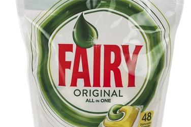 Fairy orginal kapsułki do zmywarki 48 szt. lemon