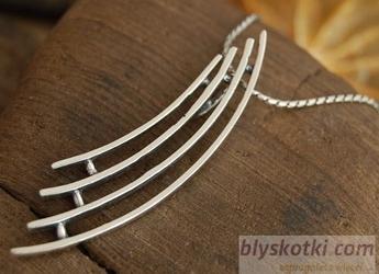 Lido - srebrny wisiorek