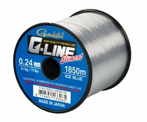 Żyłka G-Line Element Ice Blue 0,26mm 5,5kg 1750m spool
