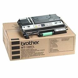 Pojemnik na zużyty toner Oryginalny Brother WT-100CL WT100CL - DARMOWA DOSTAWA w 24h