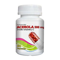 ACEROLA x 60 kapsułek