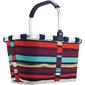 Koszyk na zakupy Reisenthel Carrybag Artist Stripes RBK3058