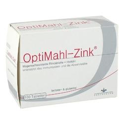Optimahl zink 15 mg tabl.