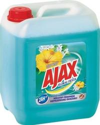 Ajax floral fiesta kwiaty laguny, płyn uniwersalny, 5l