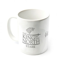 Game of thrones king in the north - kubek