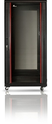 Szafa rack getfort 19 27u 600x800 stojąca - szybka dostawa lub możliwość odbioru w 39 miastach