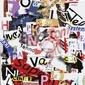 Plakat vector grunge tekst