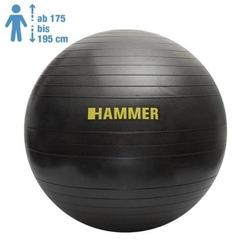 Piłka gimnastyczna antiburst 75 cm - hammer - 75 cm