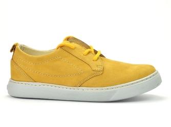 Półbut młodzieżowy nagaba 0331 żółty