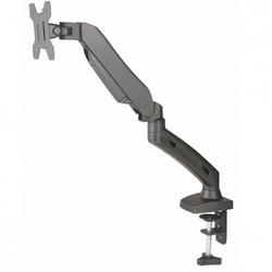 Art uchwyt biurkowy na sprężynie gazowej do 1 monitora lcdled 13-27            l-11gd
