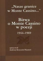 Bitwa o monte cassino w poezji 1944-1969 - kunert andrzej krzysztof