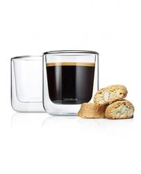 Zestaw 2 szklanek caffetea