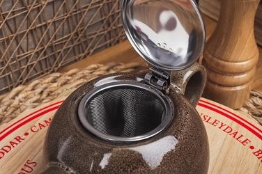 Tragar dzbanek z zaparzaczem 500 ml brązowy