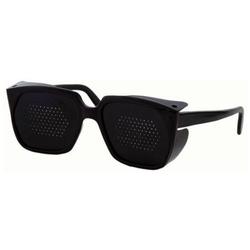 Okulary ajurwedyjskie bezsoczewkowe - uniwersalne z bocznymi przesłonami