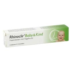 Rhinoclir baby  kind balsam