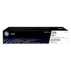Hp oryginalny toner w2071a, cyan, 700s, hp 117a, hp color laser 150, mfp 178, mfp 179