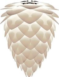 Lampa conia mini biała