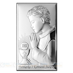 Obrazek komunia chłopiec vl8033xl 9x 15 cm