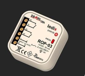 Radiowy odbiornik dopuszkowy - rop-04