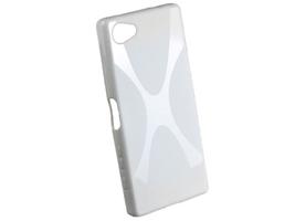 Etui x-shape do sony xperia z5 compact mini biały - biały
