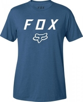 Fox t-shirt legacy moth dusty blue