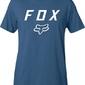 Fox t-shirt legacy moth dusty blue