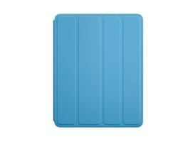 Etui smart case do apple ipad 2 3 4 + folia ochronna + rysik - niebieski
