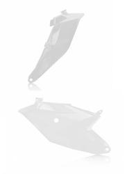 Acerbis ktm boczne panele sx 85 2018  biały