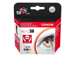 Tb print tusz do canon cl-38 tbc-cl38 kolor ref.