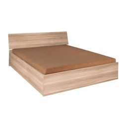 Łóżko podwójne Loppela 140x200 cm z pojemnikiem