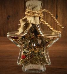 Rytuał ochronny dla domu butelka pentagram butelka wiedźmy - najskuteczniejsza ochrona twojego domu i domowników