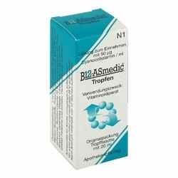 B 12 Asmedic Tropfen Loesung