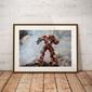 Hulkbuster - plakat wymiar do wyboru: 84,1x59,4 cm