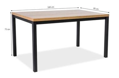 Stół do jadalni taso l 180x90 dąb sonoma