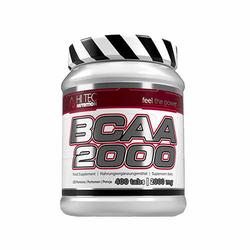 Hitec BCAA 2000 400 tabletek Najlepsze Aminokwasy Rozgałęzione Gratisy Wysyłka 24h