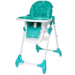 4baby decco turkus krzesełko do karmienia