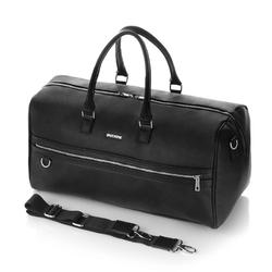 Czarna torba podróżna brodrene vt30