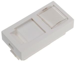 Adapter płaski z klapka 1 mod  - szybka dostawa lub możliwość odbioru w 39 miastach