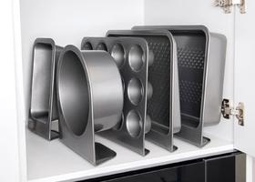 Tortownica stalowa 21,5 cm masterclass smart stack kitchen craft mcvsb03