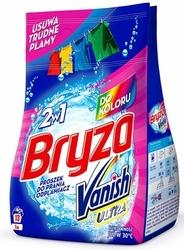 Bryza 2w1 vanish ultra, kolor, proszek do prania, 1kg, 13 prań