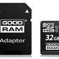Karta pamięci goodram micro sd sdhc class 10 32gb