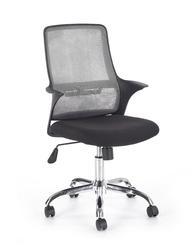Krzesło obrotowe z oparciem z siatki agen