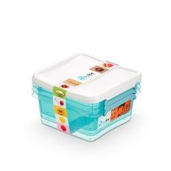 Pojemnik do przechowywania żywności arcticline kwadratowy, zestaw 3 pojemników 3 x 0,85 l