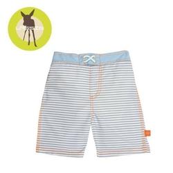 Spodenki do pływania z pieluszką splashfun - small stripes 12mc