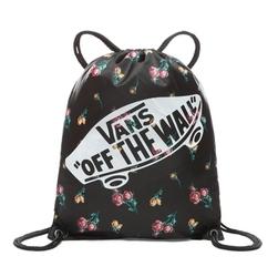 Worek szkolny torba vans benched bag satin floral - vn000sufuv3