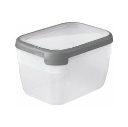 Pojemnik kuchenny 2,4 l, szary prostokątny GRAND CHEF Curver