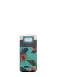 Kubek termiczny kambukka etna 300 ml - papugi - wielokolorowy || niebieski