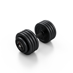 Hantla skr�cana na sta�e 48 kg - Marbo Sport - 48 kg