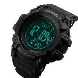 Zegarek SKMEI 1356 KOMPAS KROKOMIERZ black - BLACK