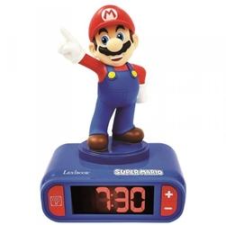 Budzik lampka nocna super mario zegar